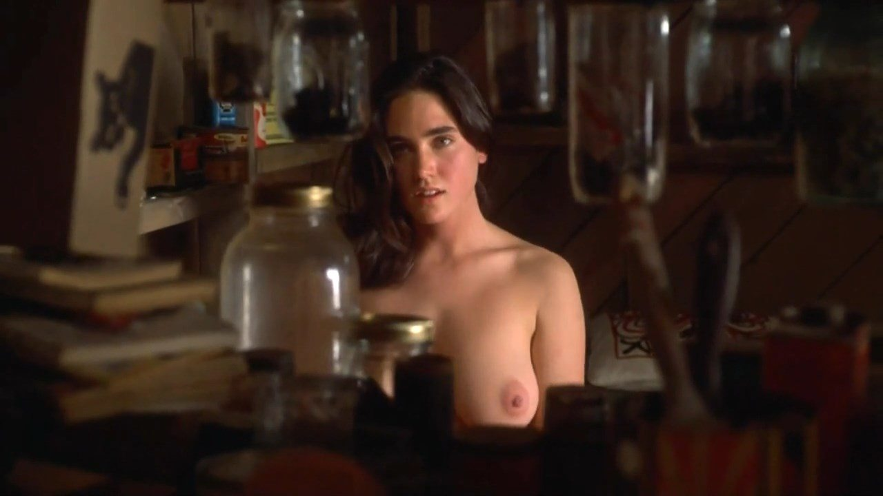 Jennifer Conelly Escenas Sexuales en Inventing the Abbotts